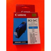 Cartucho Canon Bci-3ec I550 I850 S400 Original, Remate $40