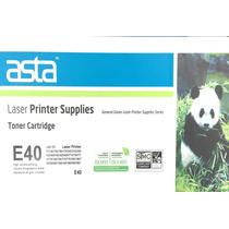 Toner Laser Generico Canon E40 1491a002aa/ca Pc300/ 325/ 330