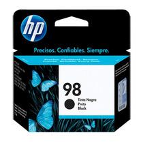 Tinta Negro Hp C9364wl 98 Impresora Photosmart Printers +c+