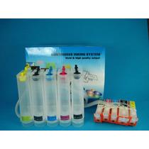 Sistema De Tinta Impresora Ip4810 Ip4910 Cli125 126 $425.00