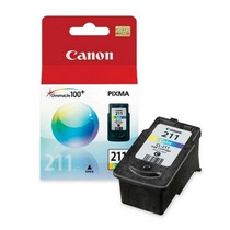 Cartucho Canon Cl 211 Color P/ip2700 Mp250 490 Mx340 Origina
