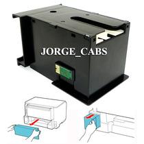 Caja De Mantenimiento Para Las Nuevas Impresoras Epson.