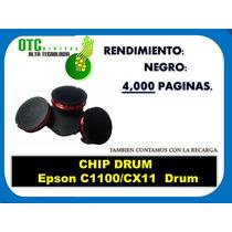 Chip Drum Epson C1100/cx11 Drum Mn4