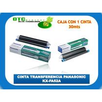 Pelicula Original Fax Panasonic Kx-fa52a 2 Rollos