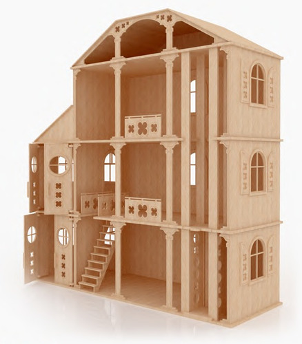 Google and search on pinterest - Casa para barbies ...