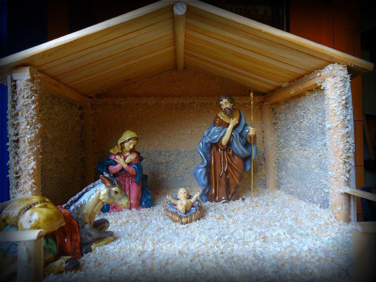 Casas de nacimientos de navidad dise os arquitect nicos - Casitas de nacimientos de navidad ...
