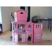 Casa De Los Sueños De Barbie