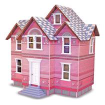 Casita De Muñecas Niñas Melissa & Doug Doll House Hm4