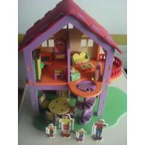 Casa De Muñecas De Foamy