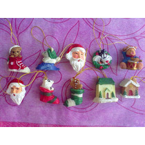 Ornamentos Miniatura Para Casitas Miniatura Modelo 2