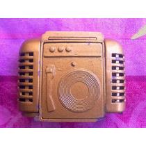 Figura No 3 Miniatura Tocadiscos Industrias Durman De 1976