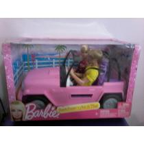 Barbie Auto De Playa. Beach Crussier.