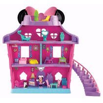 Casita De Muñecas Niñas Fisher-price Minnie Mouse