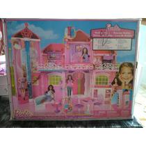 Casa Barbie, Mansion Malibu Nueva
