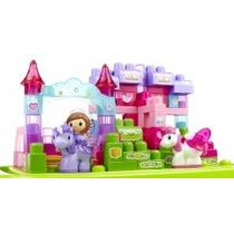 Castillo De Mega Bloks Fosforecente Piezas Jumbo