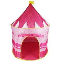 Castillo De La Princesa Jugar Carpa Por Playou (tm). Niños I