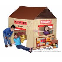 Casa Armable Para Niños En Forma De Tienda Para Niños