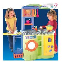Cocinita Cook & Play De Prinsel Accesorios Incluidos