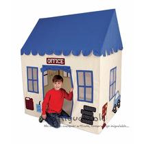 Casa Para Niños Armabale En Forma De Oficina