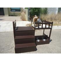 Casa Cama De Dos Pisos Para Perros Miniatura O Gatos