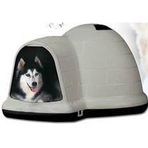 Casa Para Perro Dogloo Indigo Mediana 95x77x58 Petmate Ndd