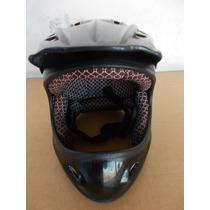 Casco Bell Xgames Para Motocross Bicicleta 58-60cm #790