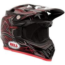 Tb Casco Para Moto Bell Moto-9 Stunt