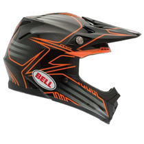 Tb Casco Para Moto Bell Pinned De Carbon