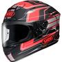 Tb Casco Para Moto Shoei Trajectory X-12