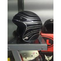 Casco Bell Custom 500 Carbon Rsd Talladega Talla L