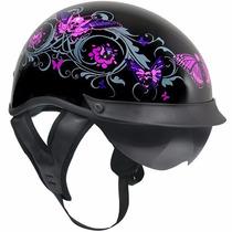 Casco Para Dama Para Motociclismo