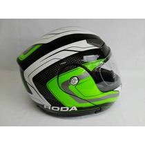 Casco Roda Deliver Verde 0216800286