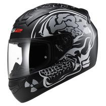 Casco Moto Integral Ls2 Ff352 Rookie X-ray Talla M