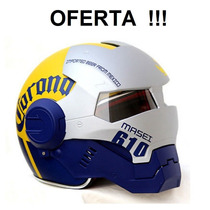 Oferta !!! Casco Moto Ironman ¡¡entrega Inmediata!!
