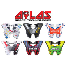 Collarines Atlas Tyke Para Niños (motocross Y Atv)