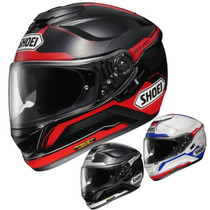 Casco Shoei Gt Air Journey Black/red