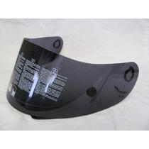 Agv Gp-tech/t-2 Escudo Oscuro Humo As W / Mensajes