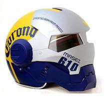 ¡¡ Envio Gratis !! Casco Moto Ironman ¡¡entrega Inmediata!!