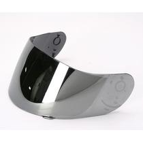Agv S4/ti-tech/xr2/stealth/q3/ghost Shield Iridium Espejo