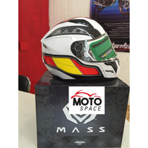 Casco Mass By Shiro Spain Talla L