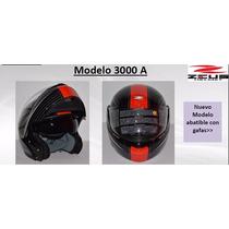 Casco Zeus 3000 A Con Gafas Lg Md Xl Msi