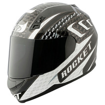 Casco Joe Rocket Rkt700 Negro Motociclismo Proteccion