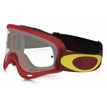 Goggle Oakley O-frame Xs Para Motocross