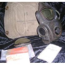 Mascara Antigas M17a2 Usa Epoca De Los 80