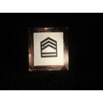 Insignia Emblema Militar Original Us Army Sargento Ejercito