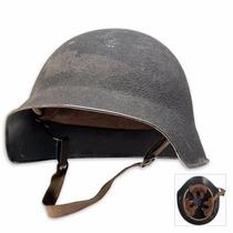 Swiss M18 Steel Helmet Used (entrega 3 - 4 Semanas)