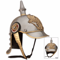 German Picklehaub Military Helmet (entrega 3 - 4 Semanas)