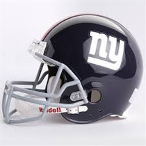 Casco Nfl New York Giants 1961-1974 Autentico Throwback