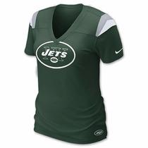 Playera Nike Nfl Dama New York Jets