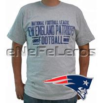 Playera Nfl Giii Patriotas New England Patriots